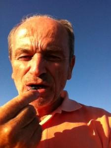 JP GUYOMARCH goûte les pépins